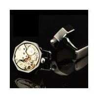 cufflink - FC Jewellery Functional mechanical watch cufflinks male French cuff links man men cufflink Gift YW