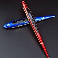 Wholesale New Fashion Multi function digital recording pen recording pen in BMW X6 recording pen pen U disk Laser light MP3 Recording