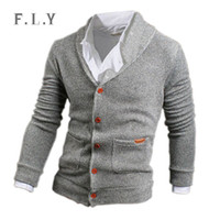 Wholesale Fashion men sweater winter cotton cardigan ropa hombre turtleneck dress casual suetar masculino long sleeve mens clothes MXD0021