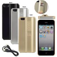 cigarette lighter case - New Cool Design iPhone Case With Cigarette Lighter Case Cover for iPhone5G S USB Cigarette Lighter Fire Protective Phone Cases