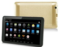 Wholesale 7 inch Android Kitkat Tablet PC GB HDMI Output Dual Camera inch MB GB ZKT