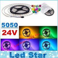 flat led rope light - 5050 V Led Light Strips Flexible Tape Lights LEDs m M LEDs RGB Led Rope Lights M Reel Waterproof