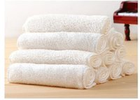 Wholesale Microfiber Towel cm cm bamboo Fiber Cleaning Cloth not Off The Fiber absorbent Rag without Detergent Bamboo
