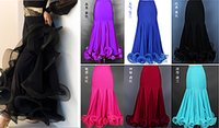 ballroom dancing steps - NEW waltz Fox trot Viennese Quick step Tango ballroom modern dance dress skirt