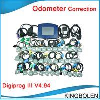 al por mayor la corrección del odómetro honda-2016 venta caliente corrección del kilometraje de la herramienta de Digiprog III Digiprog 3 programador del odómetro V4.94 con el software completo con el envío libre de DHL