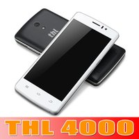 free sample mobile phone - 4000Mah Original THL Mobile Phone quot x540 IPS MTK6582M Quad Core GHz GB ROM Android PK Da one sample Epacket free