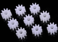 Wholesale Hot Sale diameter mm mm hole tooth modulus plastic gear motor spur gear toys accessories DIY Toy