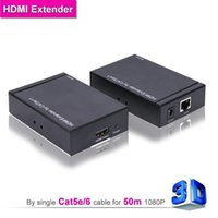 utp cable cat 5e - Best Price m ft HDMI Extender By Single Cat e CAT e UTP Cables HDMI Transmitter and Receiver rj45 p Support D