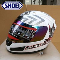 abs safety - SHOEI motorcycle helmet full helmet Motorcycle Helmet ATV helmet Safety dual lens