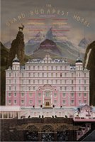animal print wallpapers - quot x35 quot inch Grand Budapest Hotel Poster HD HOME WALL Decor Custom ART PRINT Silk Wallpaper unframed