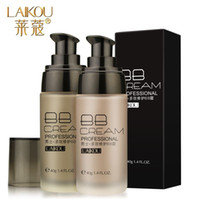 Wholesale Men s BB cream concealer strong whitening cover acne natural color liquid foundation concealer wheat color cosmetics makeup