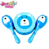 Wholesale Music combination piece set year old baby musical instruments baby early learning toy