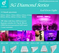 Wholesale E shine High quality G diamond series bands W W W W W W led grow light for hydroponic system