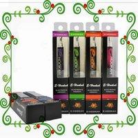 Cheap New E Shisha Pen E hookah Portable Disposable Metal Tips E-hookah 10 tastes E Cigarettes