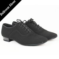 Wholesale Dancesport Shoes Prossional Men Ballroom Dance Shoes for Practice and Completition
