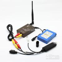 wireless video camera transmitter receiver - 7W G Wireless Audio Video Transmitter Camera Receiver Kit M Meter