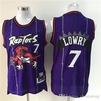 fine clothing - The finest mesh purple of new Printing Raptors LOWRY Men s shirt outdoor sports basketball clothes