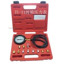 automatic transmission oil pressure - Automatic transmission oil pressure gauge multifunction dual automatic gearbox gearbox oil pressure gauge from the table TU A