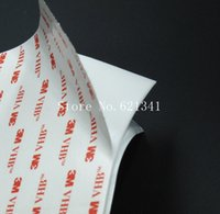 adhesive foam sheets - Double sided Tape M VHB Double Side Tape Acrylic Foam Adhesive Sheets cmx10cmx1 mm Very High Bond White
