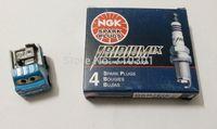 Wholesale Super NGK IRIDIUM IX spark plug BKR7EIX MADE IN JAPAN Suitable for DAIHATSU MIRA