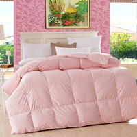 Wholesale micro fiber quilt thicken soft micro fiber quilt winter warm keep quilt for students dorm pink