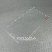 Cheap Wholesale-Premium Tempered Glass Screen Protector Protective Film For samsung Galaxy Note 3 N9000 N9002 N9005 N9006 Without Retail Package