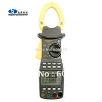 Wholesale YH3351 Three Phase Digital Power Clamp Meter with PC link RS232 interface and windows graphics software