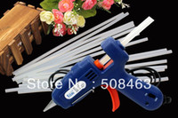 Wholesale Free ship piece Hot Melt Glue Gun free gift glue stick mm Dia