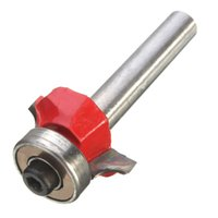 beading router bits - Hot Sale Round Over Beading Edging Router Bit quot Radius quot Shank Woodworking Tool