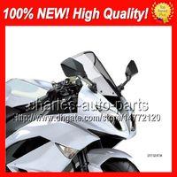 Wholesale Moto Light Smoke Windscreen For KAWASAKI NINJA ZXR400 ZXR ZXR ABS Smoke Windshield Screen