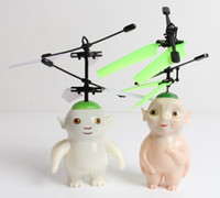 Wholesale Electronic Pet air flight simulator Remote Control drone Animals Induction Suspension Toys simulador de voo For Kids