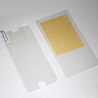 Wholesale 13330pcs Best Quality High Clear Front Screen Protector Transparent Protective Films For IPhone quot Free DHL Fedex