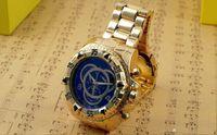 invicta watch - 2015 Hot Men s Watches Fashion Casual Full Steel Sports Watches Relogio INVICTA Masculino Men s Business Japan Quartz Wristwatch