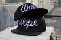 strap back hats - NEW Style Adjustable Hot Selling DOPE Caviar Snapbacks snapback Hats Hat Strap Back Hats Caps Snap back Hat Cap High Quality