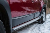 Wholesale Protectors Moldings On The Door For Renault Duster Plastic ABS