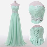 Wholesale Strapless Long Prom Dresses with Appliques New Arrival Formal Dresses Party Gowns Evening Dress Vestido De Festa