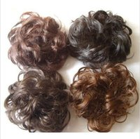 Wholesale 2014 New Designer Women Synthetic Hair Chignon Brand Fashion High Quality Chignon For Women