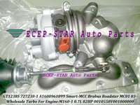 Wholesale GT1238S S A1600961099 Turbo Turbocharger For Smart MCC Smart Brabus Roadster MC01 L M160 M160 HP
