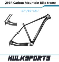 mtb - Hulk sports inch quot Carbon Mountain Bicycle Frame Toray T700 Full Carbon MTB Bike Frame