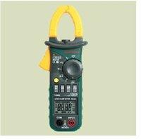 best clamp meter - Genuine best priceNew MS2108 TRUE RMS AC DC CURRENT Clamp Meter CATI
