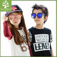 avant garde sunglasses - Kocotree New Children s Glasses Personality Avant Garde Comfort Anti Purple Line Sunglasses For Boys And Girls Sunglasses