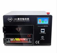 automatic air compressor - 5 in laminator OCA Automatic Laminating machine LCD Bubble Remove Machine Autoclave Bubble Remover with Air Compressor for iphone samsung