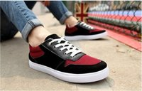 Wholesale High quality spring autumn male fashion sports shoes leisure sports shoes breathable light soft flat shoes