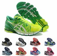 Wholesale 2015 New Brand Asics Gel V Running Shoes For Women Men Fashion Lightweight Breathable Athletic Sneakers Eur