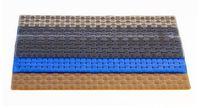 bath mat sizes - 2016 New Massage functional PVC bath mats size cm antislip massage mats colorful bathroom pierced safe pad with suction cups FHD04