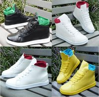 Wholesale New arrival British Men Casual Lace up Ankle Boots Sneakers Shoes