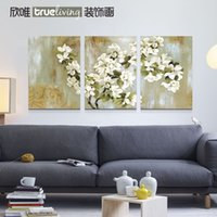 apple blossom pictures - Free Shippping canvas painting wall pictureThe apple blossoms canvas art home decor Modern Huge Pictures Canvas Only