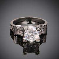 Cheap wedding ring Best cz ring