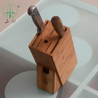 bamboo storage - SANJIAN kitchen tool bamboo knife block multifunctional kitchen knife amp scissors storage frame