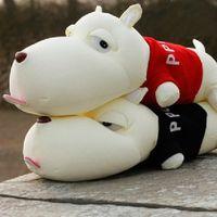 Wholesale 2015 Air Freshener Car Accessories Doll Decoration Cute Cartoon Big Mouth Dog Decorate PHM026